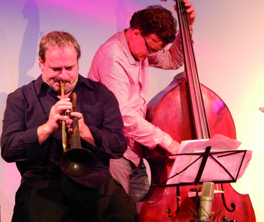CKP Trio feat. Matthieu Michel am 16.09.2017 bei Campus Jazz